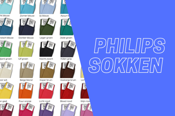 Philips sokken