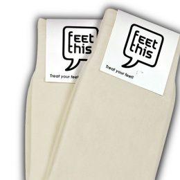 witte sokken