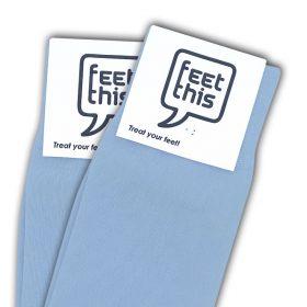 ijs blauw sokken - productafbeelding - dubbel