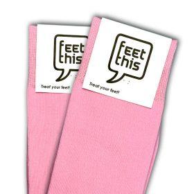 zoet roze sokken - productafbeelding - dubbel