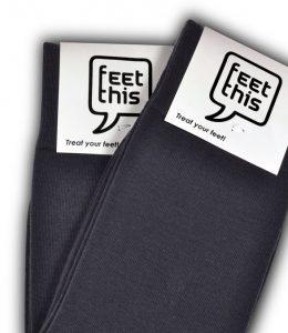 grijze sokken