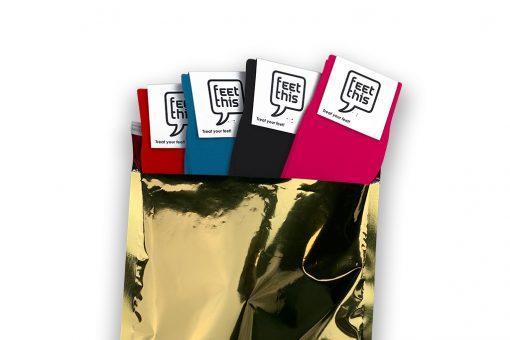 Cadeaupakket sokken 4 paar