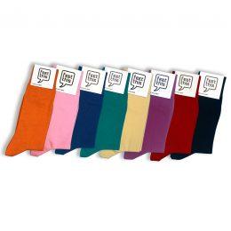 Voordeelpakket 8 paar sokken